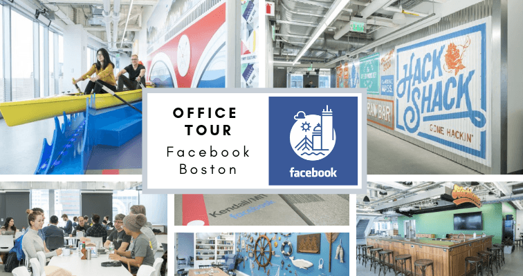 Facebook Boston's New Offices in Kendall Square