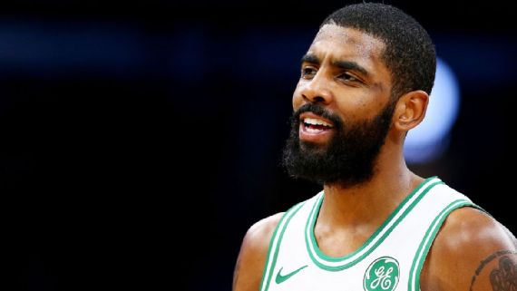 Team meeting to clear the air sparked Celtics, Kyrie Irving says