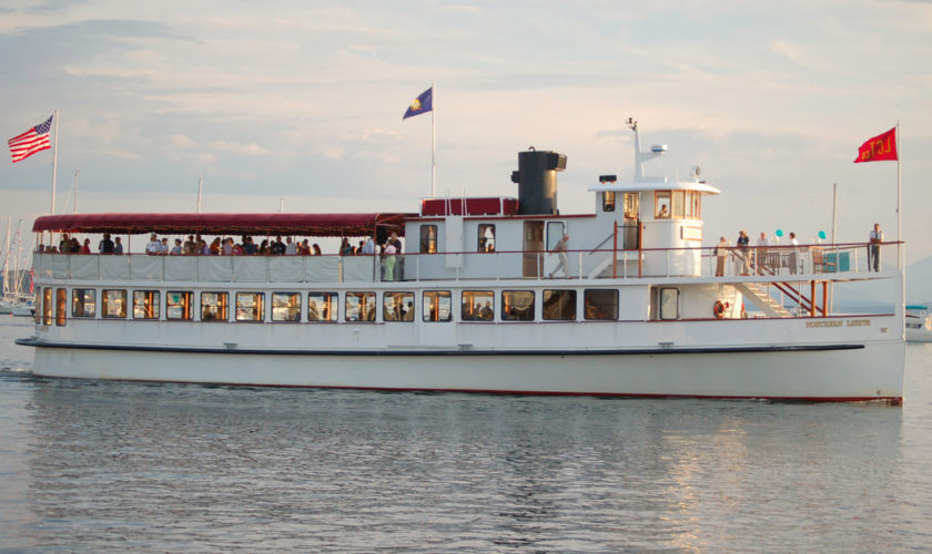 Downtown Boston Harbor Weekend Cruise with Brunch