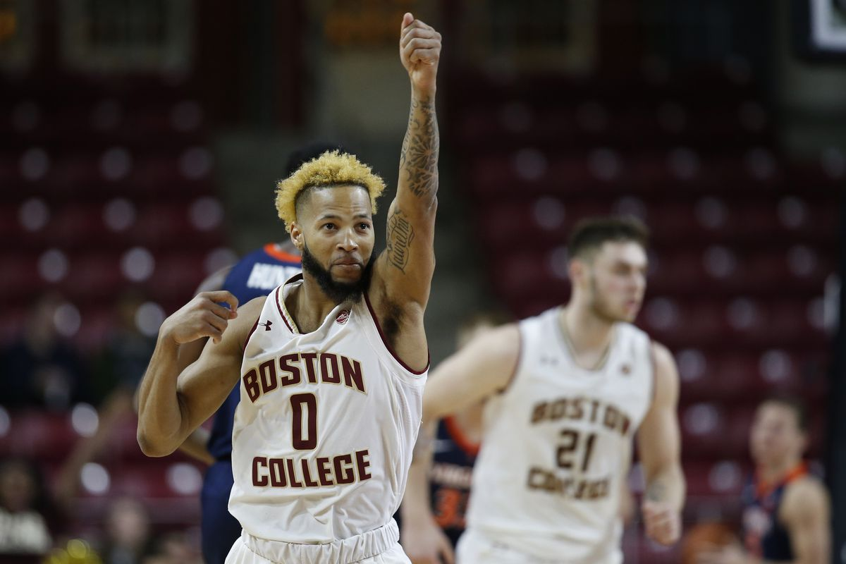 Notre Dame Men's Basketball: Boston College Eagles Preview