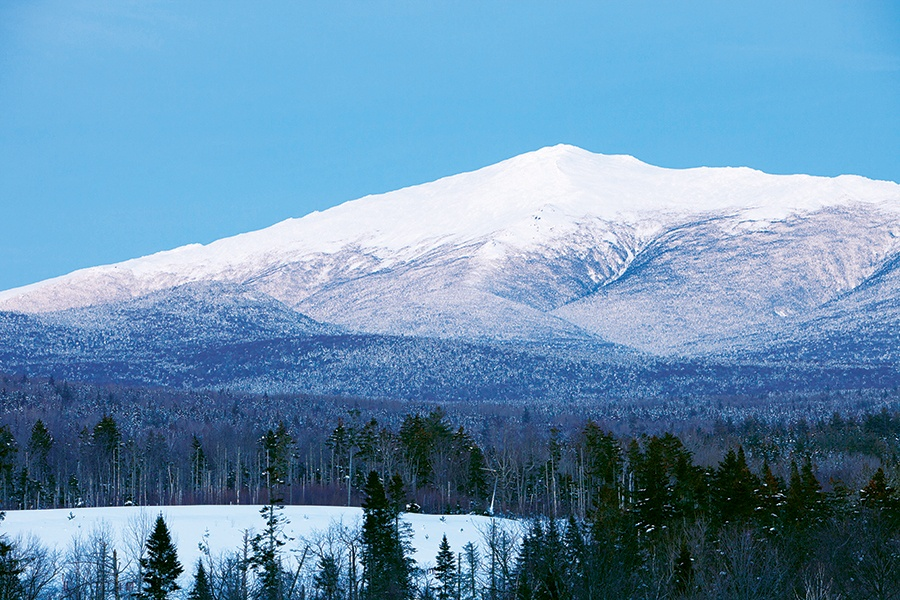 Boston Traveler: The White Mountains