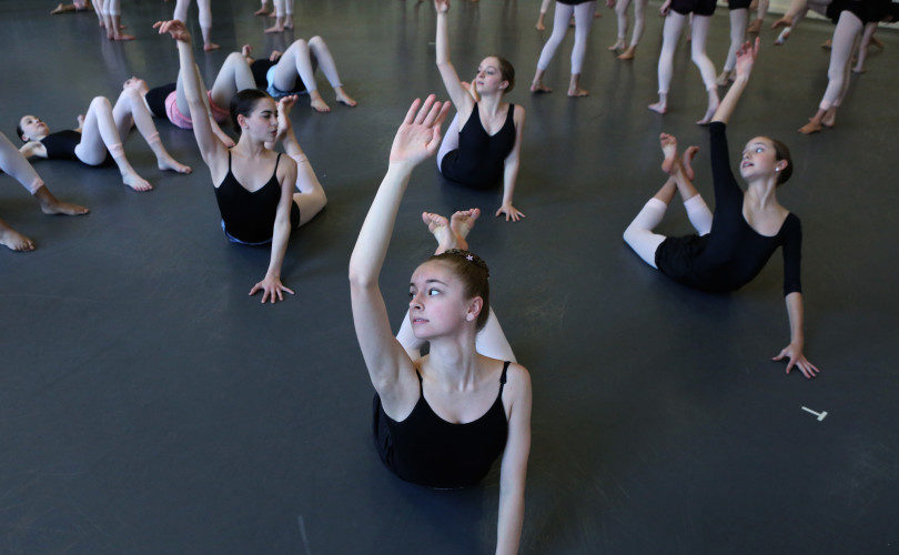 Ballet Dancers From New England Participate in Youth America Grand Prix