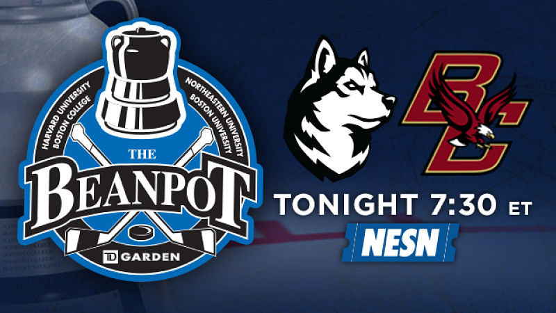Beanpot Final: Boston College Vs. Northeastern Prediction, Key Players