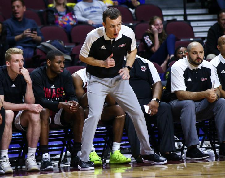New England basketball: Matt McCall takes small step at UMass