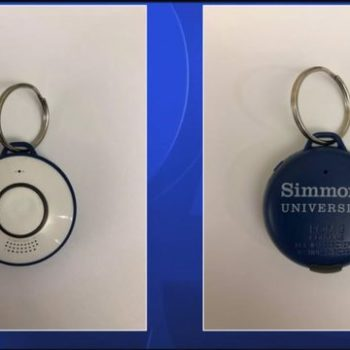 Simmons College giving all students safety alert devices