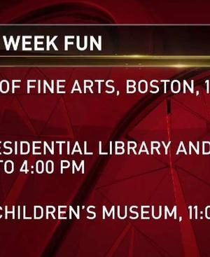 President's Day Family Activities to Do in Boston