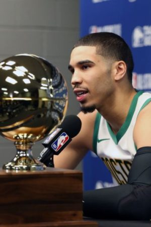 Jayson Tatum boldly predicts Boston Celtics will win 2019 NBA Finals