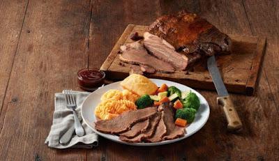 Boston Market Launches New Rotisserie Brisket
