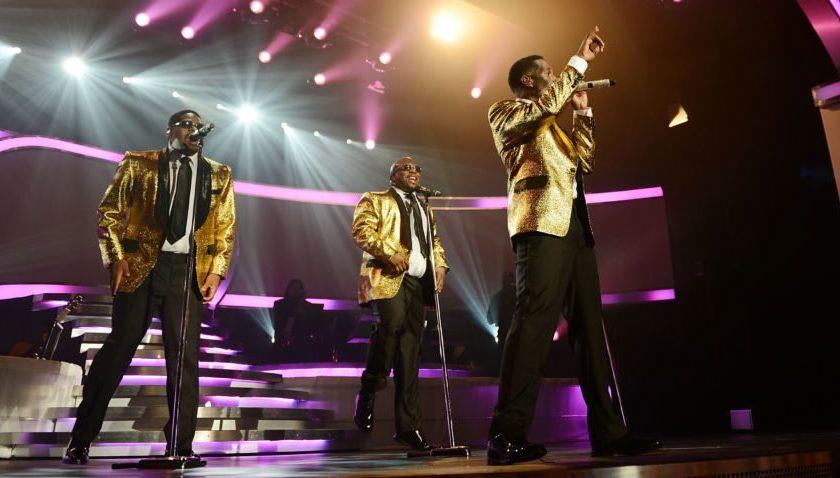Boyz II Men will perform in Boston on Valentine's Day