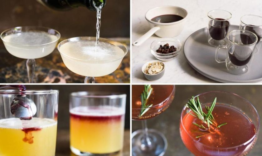 Four Oscar-worthy cocktail recipes from Christopher Kimball's Milk Street