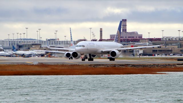Here's why your cross-country flight from Boston may make a random stop