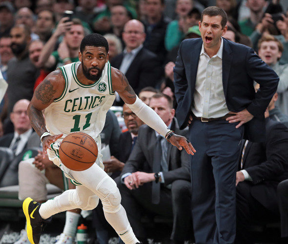 Bulpett: Celtics shouldn't rest their playoff hopes on switch flipping