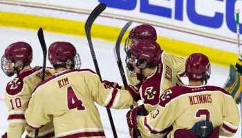 Boston College, Boston University looking to 'have that desperation' with hopes of winning Hockey East tournament