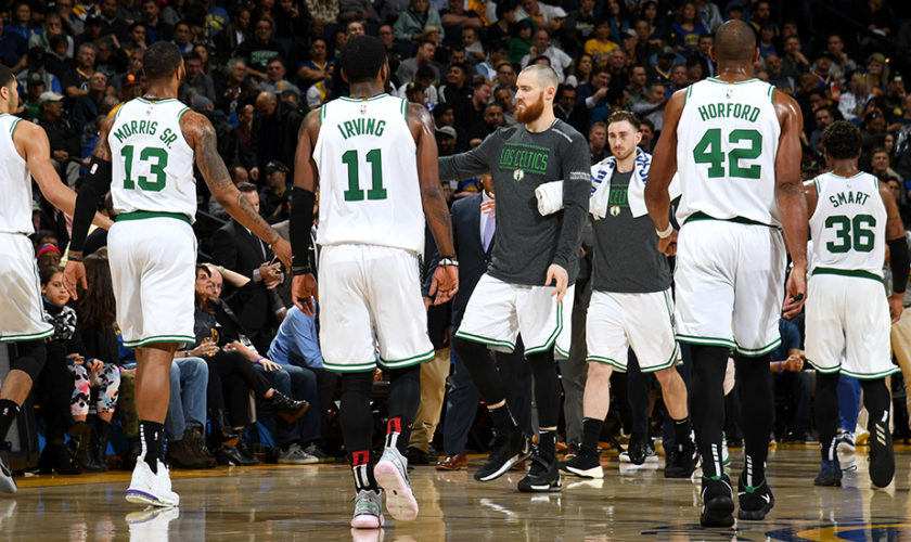 Celtics Aim to Bring West Coast Swagger Back to Boston
