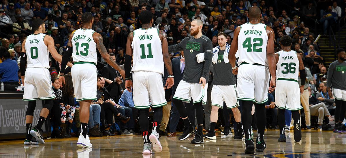 Celtics Aim to Bring West Coast Swagger Back to Boston