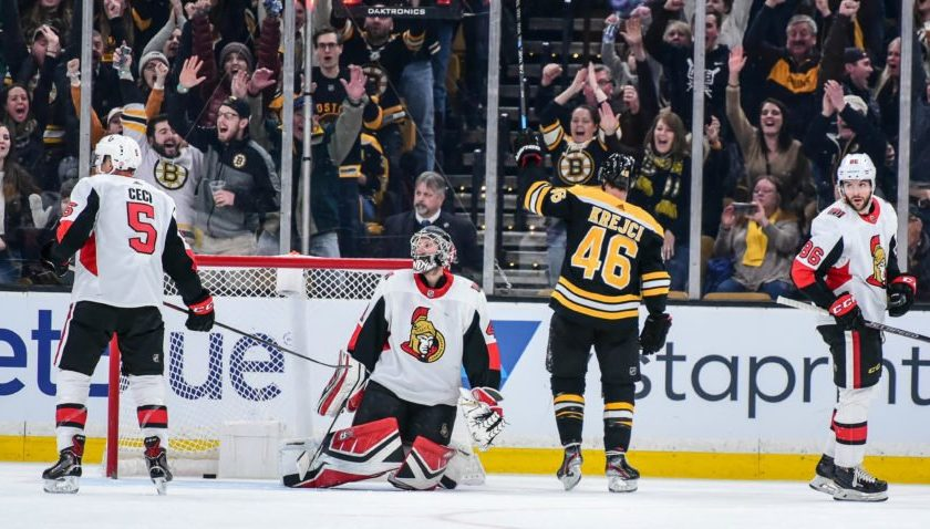 3 takeaways from yet another Bruins come from behind victory