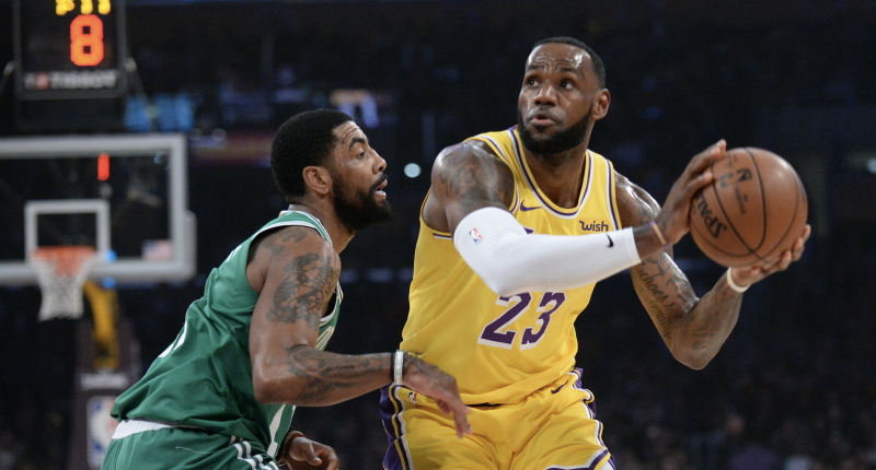 Highlights from Celtics' 120-107 win over Lakers