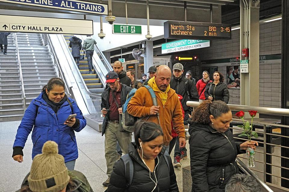 Will MBTA fare hike prod Beacon Hill to take action