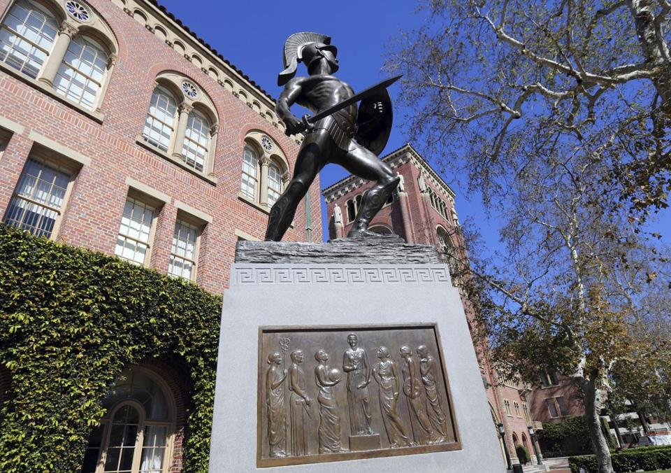 Six USC student applicants linked to college bribery scheme denied acceptance