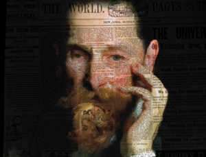 """Joseph Pulitzer: Voice of the People"" Screening"
