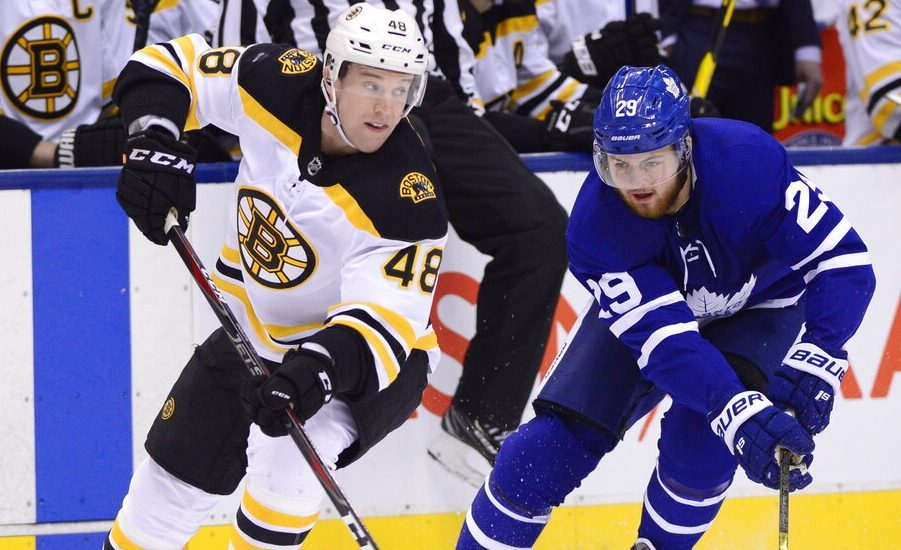 Special teams a surprising weakness for Bruins