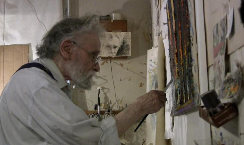 Arthur Polonsky, Boston Expressionist artist and teacher, dies at 93