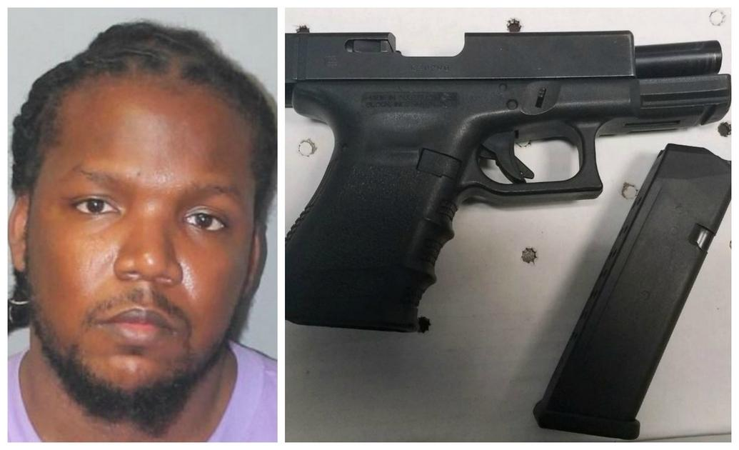 Boston man arrested on gun charges in Brockton