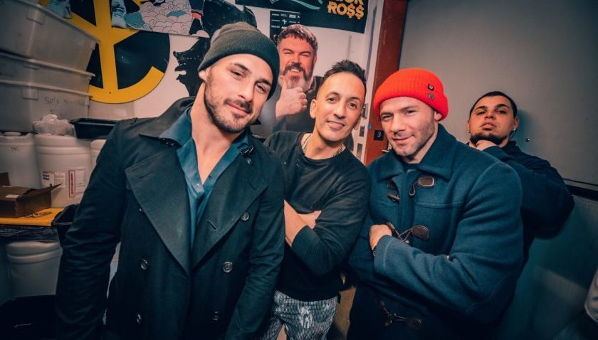 Julian Edelman and Danny Amendola partied in Boston, met up with Chris Evans