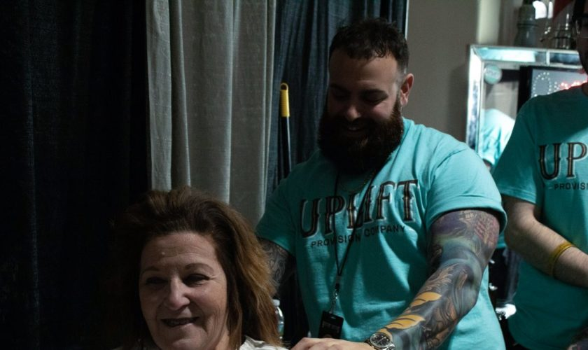 Body art takes center stage at the Boston Tattoo Convention