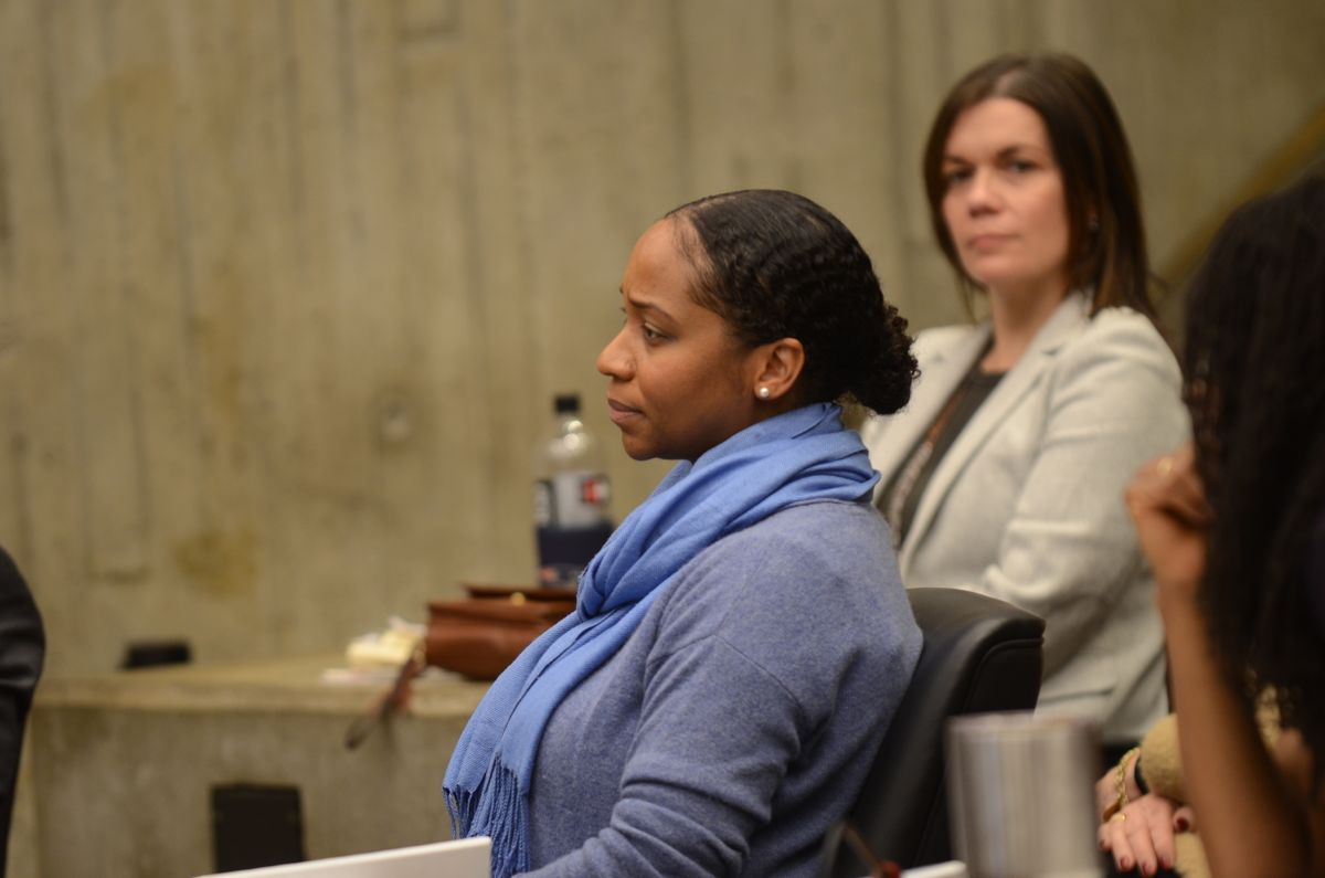 Rent control is 'on the table' in Boston, City Council President Andrea Campbell says