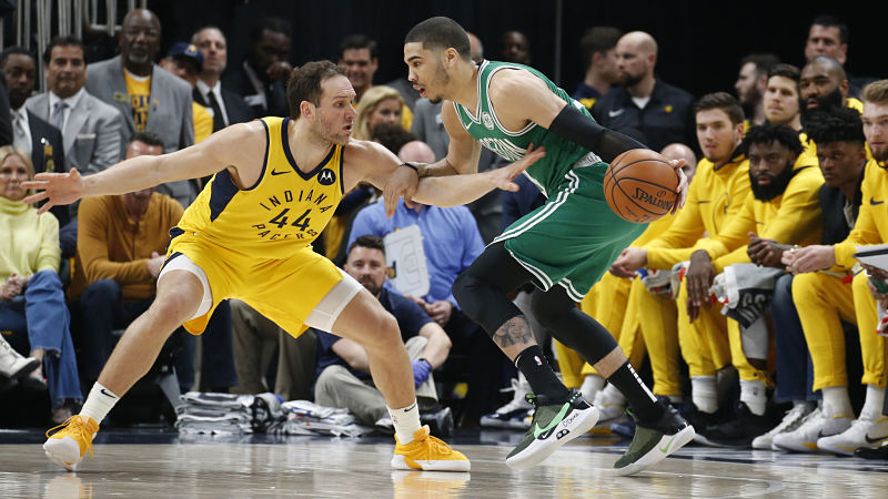 Celtics Wrap: Boston Survives Tale Of Two Halves In Game 3 Win Vs. Pacers
