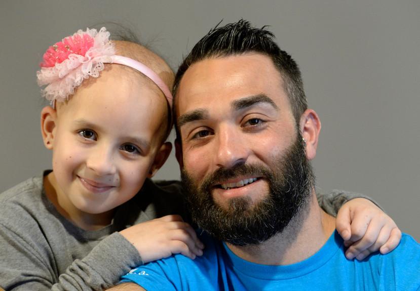 Daughter's cancer fight fuels Westport man's Boston Marathon run
