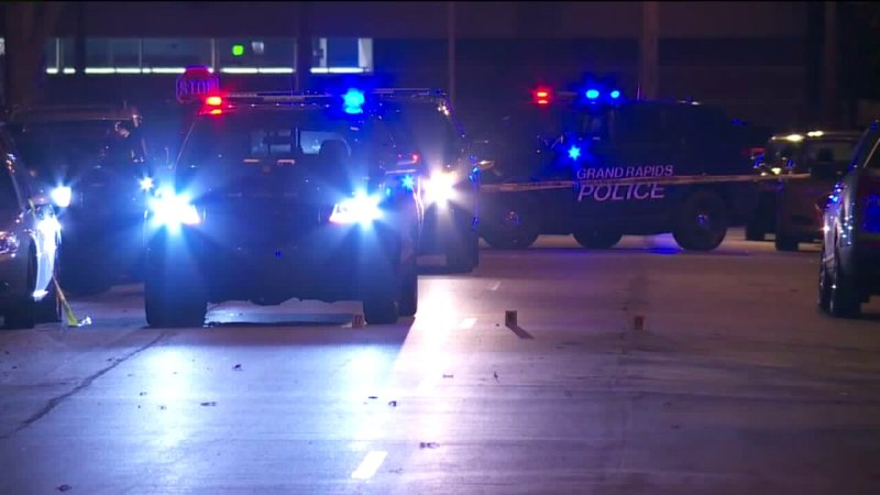 One person killed in shooting in southeast Grand Rapids