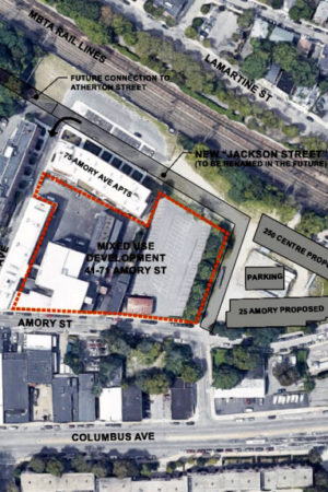 Boston Community Ventures chips in $1 million for new Jackson Square street