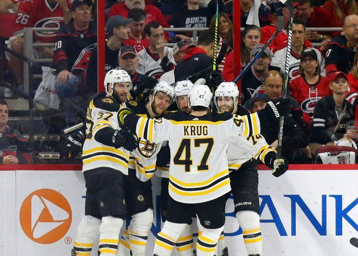 Bruins path back to Cup wasn't easy, but worth it