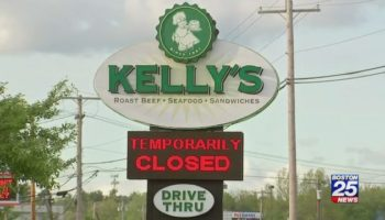 Kelly's Roast Beef in Saugus closed after worker has typhoid fever