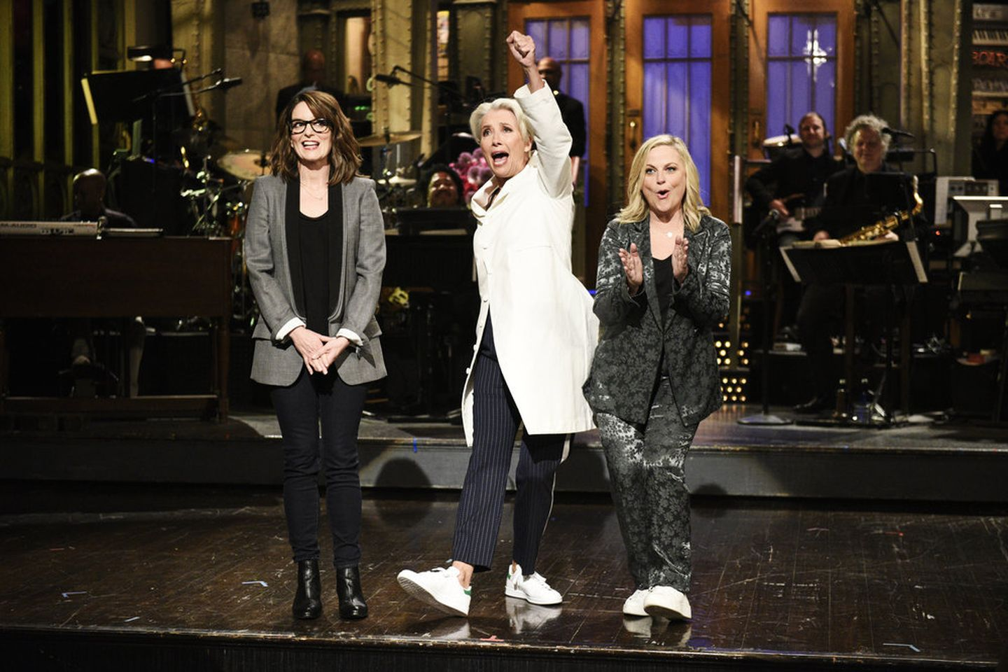 Amy Poehler does her best Boston mother impression on 'SNL'