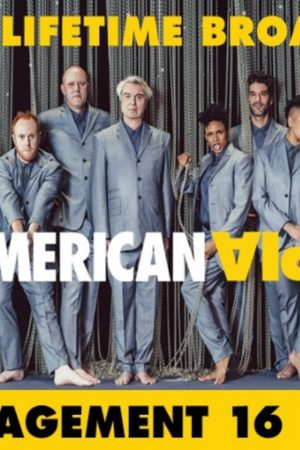 'David Byrne's American Utopia' Coming To Boston & Broadway