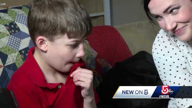 Meet the boy behind Boston's symphony 'wow' moment