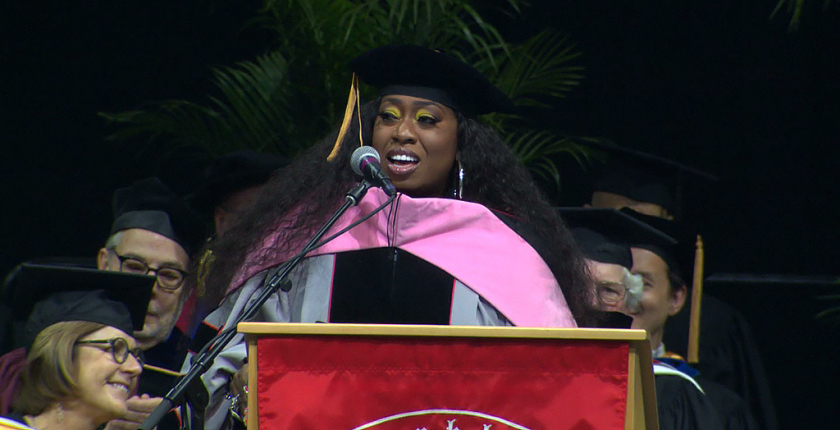 Missy Elliott, Justin Timberlake Honored During Berklee Commencement