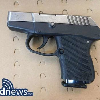 Boston man arrested on weapons charge after investigation uncovers stolen, loaded gun