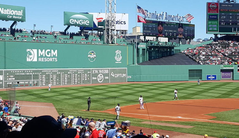 Fenway Park is more than it appears in historic Boston, a city nearing its 400th anniversary