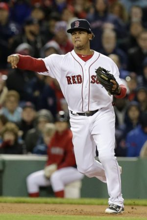 Boston Red Sox's Marco Hernandez hits walk-off single in 6-5 comeback win over White Sox