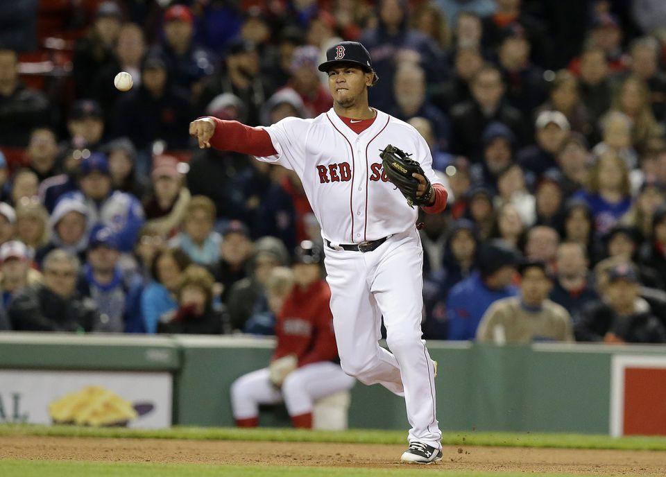 Boston Red Sox's Marco Hernandez hits walk-off single in 6-5 comeback win over White Sox