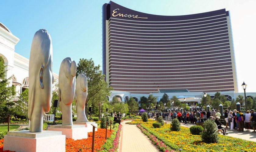 4 people were arrested at Encore Boston Harbor after opening, including alleged roulette cheaters