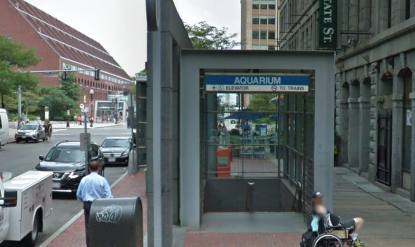 Group of boys fires gun at Aquarium T station in downtown Boston, police say