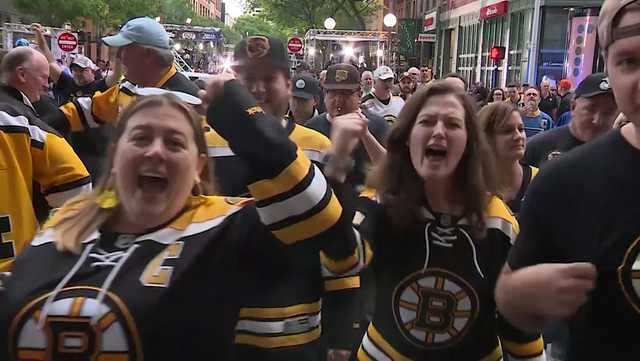 City of Boston announces traffic, parking restrictions for Game 7 of Stanley Cup Final