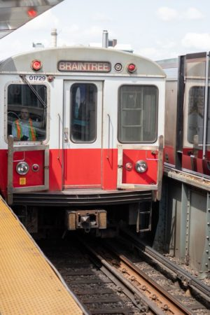 Red Line service improved enough for MBTA to end extra commuter rail, agency says
