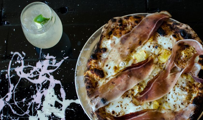 Two Types of Wood-Fired Pizza Arrive in Somerville's Union Square This Week