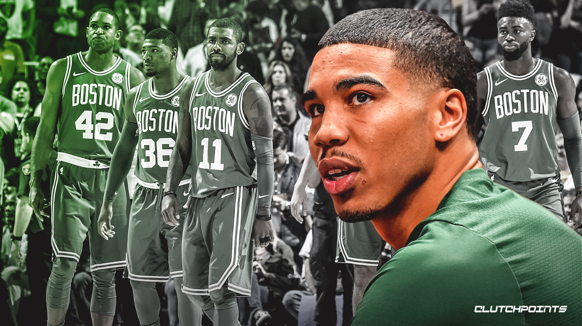 Jayson Tatum admits Celtics players weren't on the same page all season long